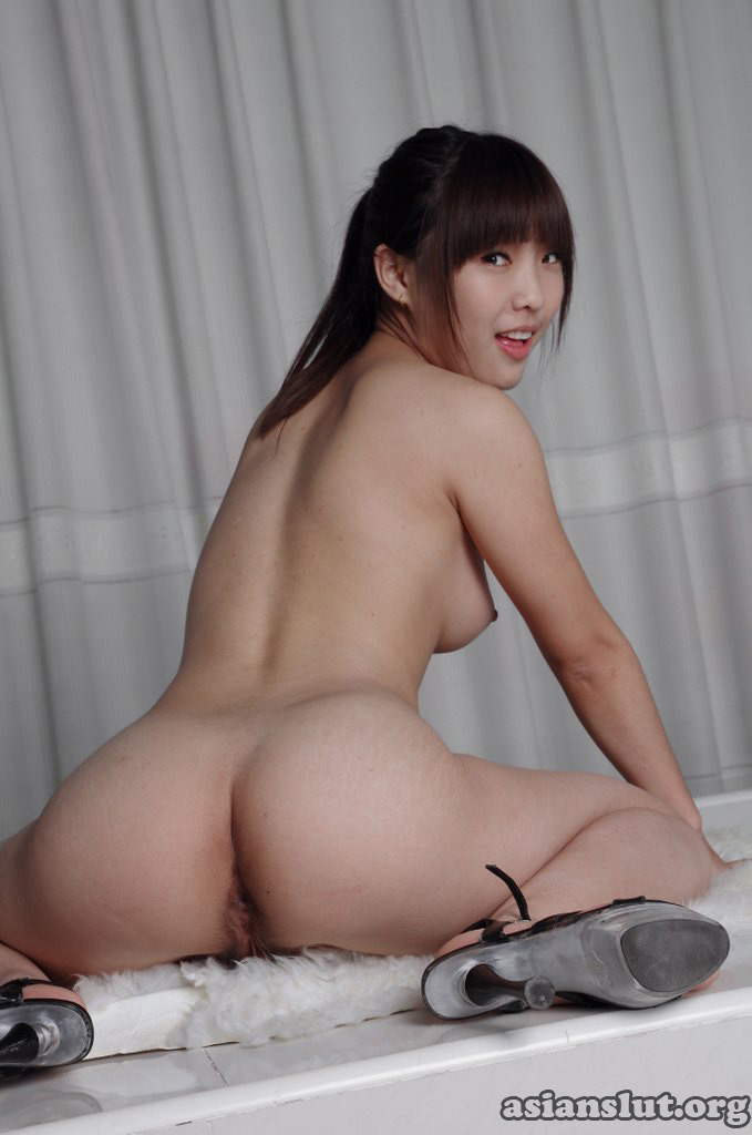 Naked beautiful asian slut