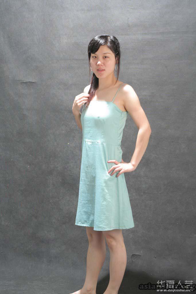chinese girl anfei nude pics  001