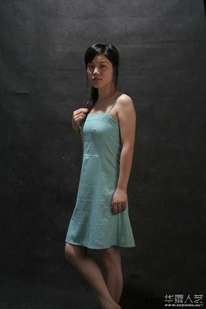chinese girl anfei nude pics  002