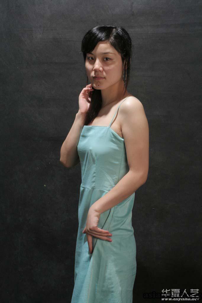 chinese girl anfei nude pics  003