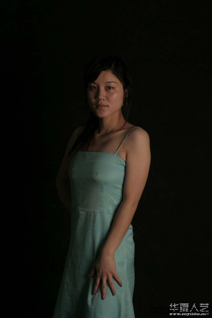 chinese girl anfei nude pics  004