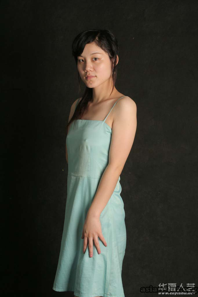 chinese girl anfei nude pics  005