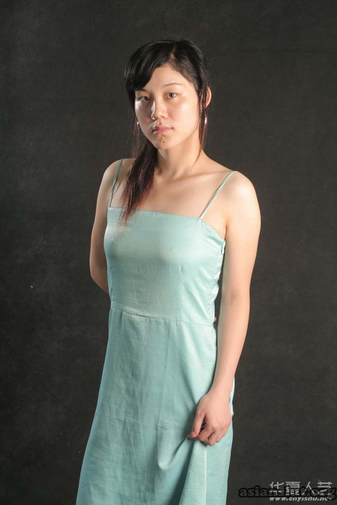 chinese girl anfei nude pics  007