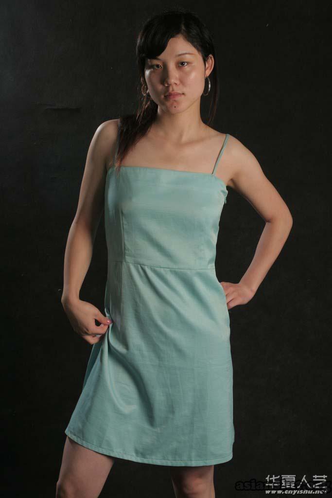 chinese girl anfei nude pics  011