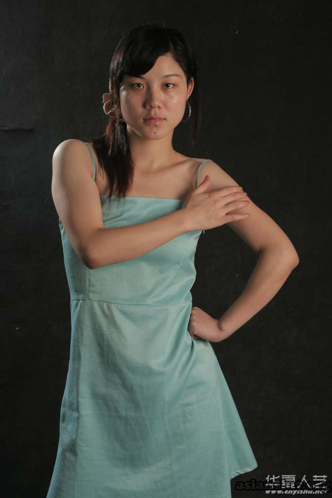 chinese girl anfei nude pics  012