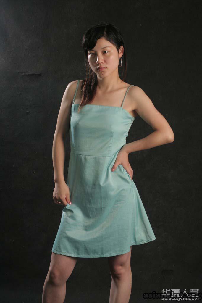 chinese girl anfei nude pics  013