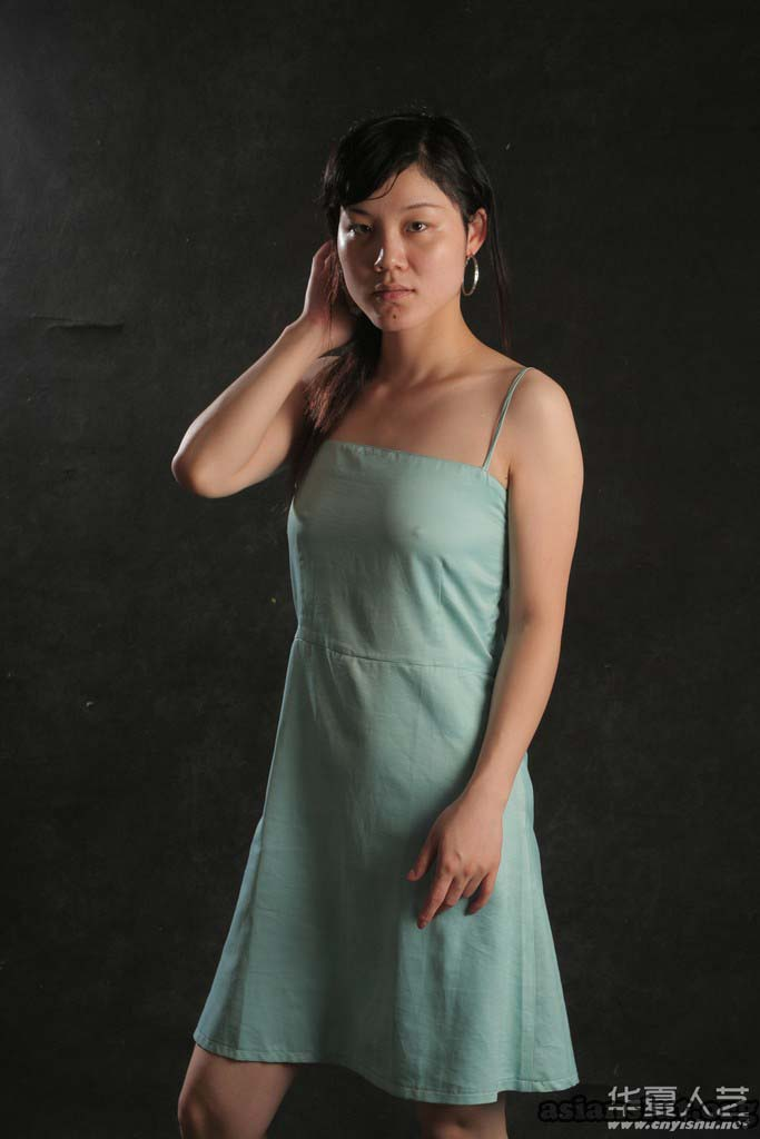 chinese girl anfei nude pics  014