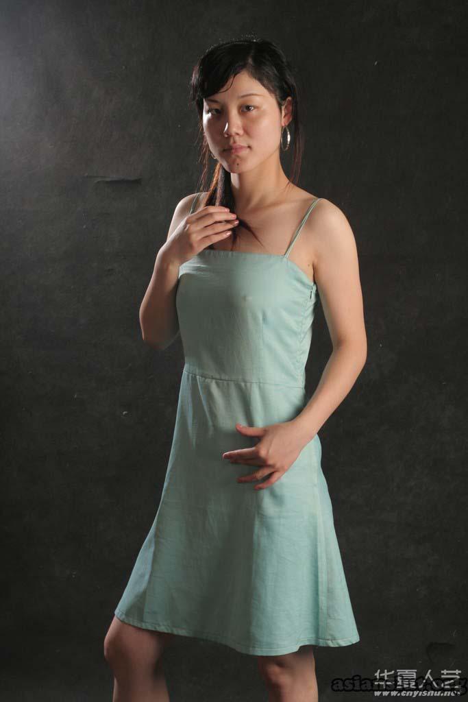 chinese girl anfei nude pics  015
