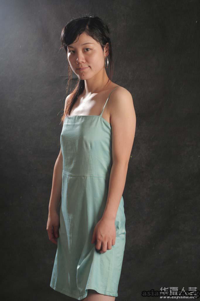 chinese girl anfei nude pics  016