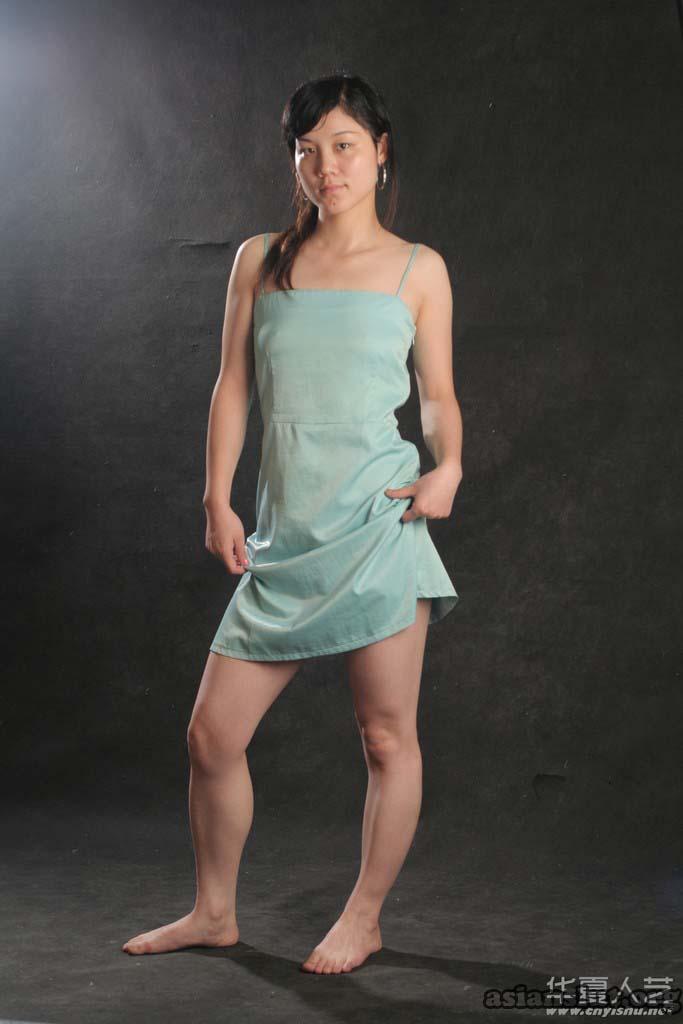 chinese girl anfei nude pics  017