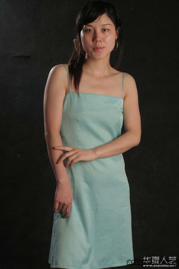 chinese girl anfei nude pics  019