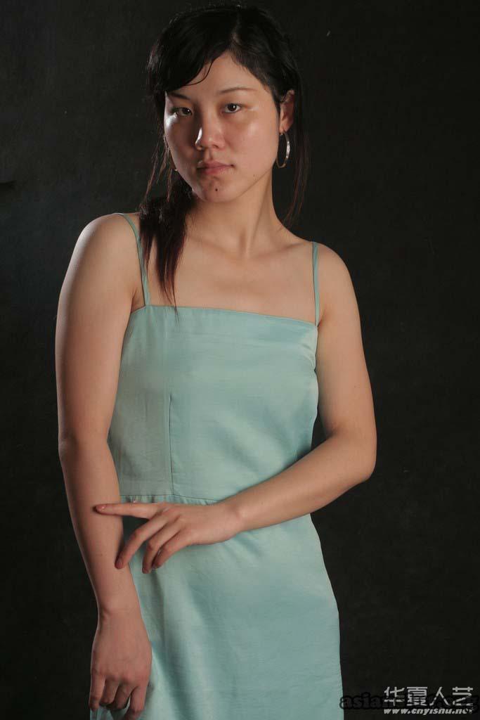 chinese girl anfei nude pics  020