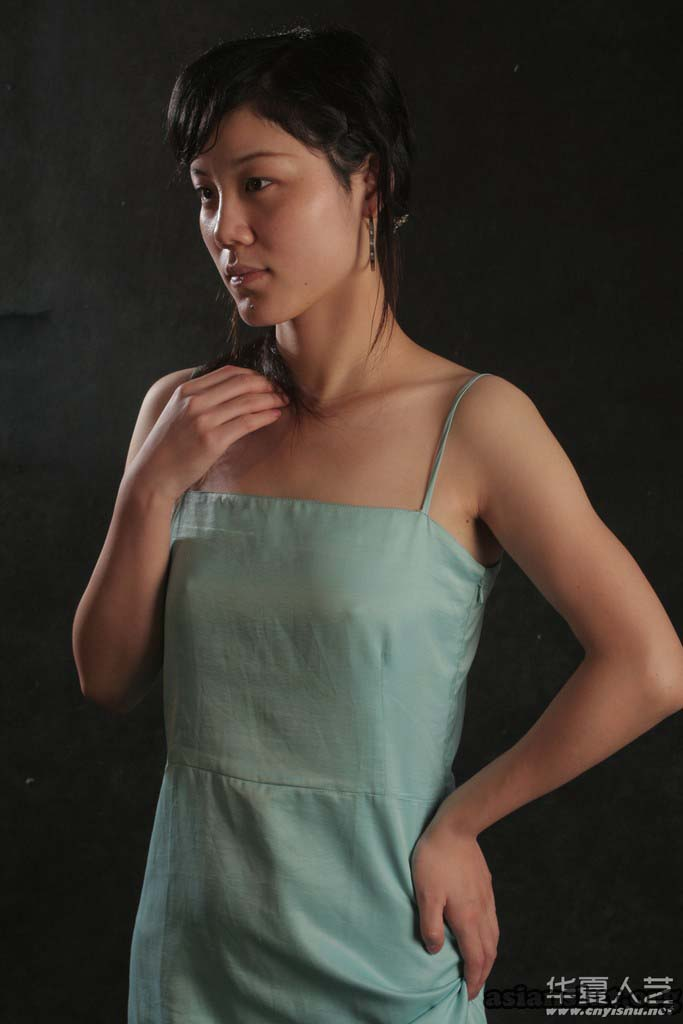 chinese girl anfei nude pics  021