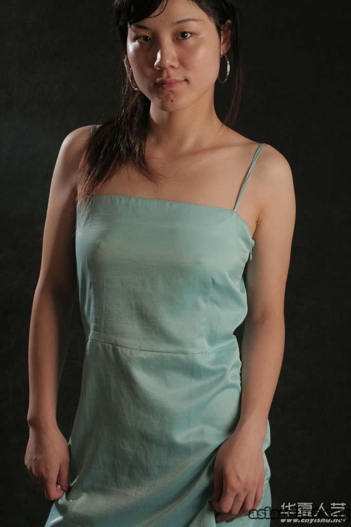 chinese girl anfei nude pics  022