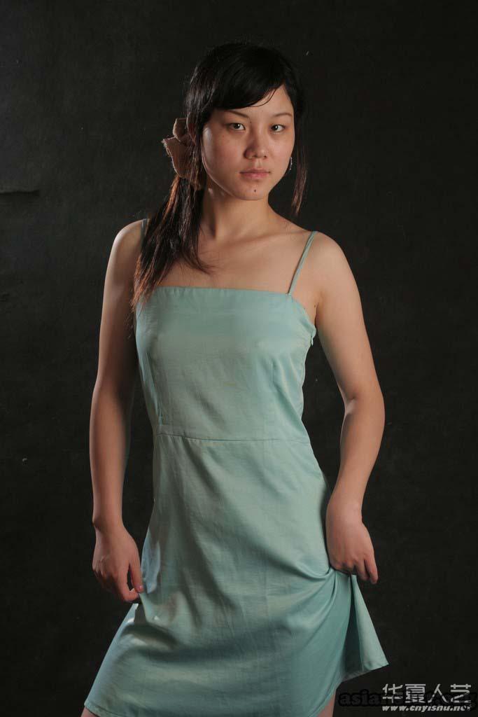 chinese girl anfei nude pics  023