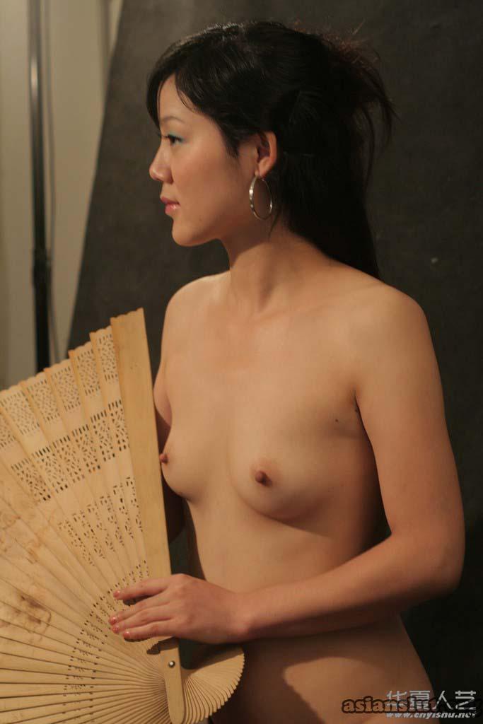 chinese girl anfei nude pics  033