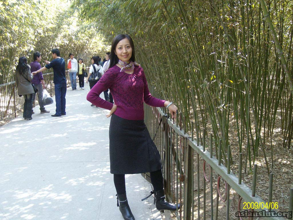 mature chinese woman 022