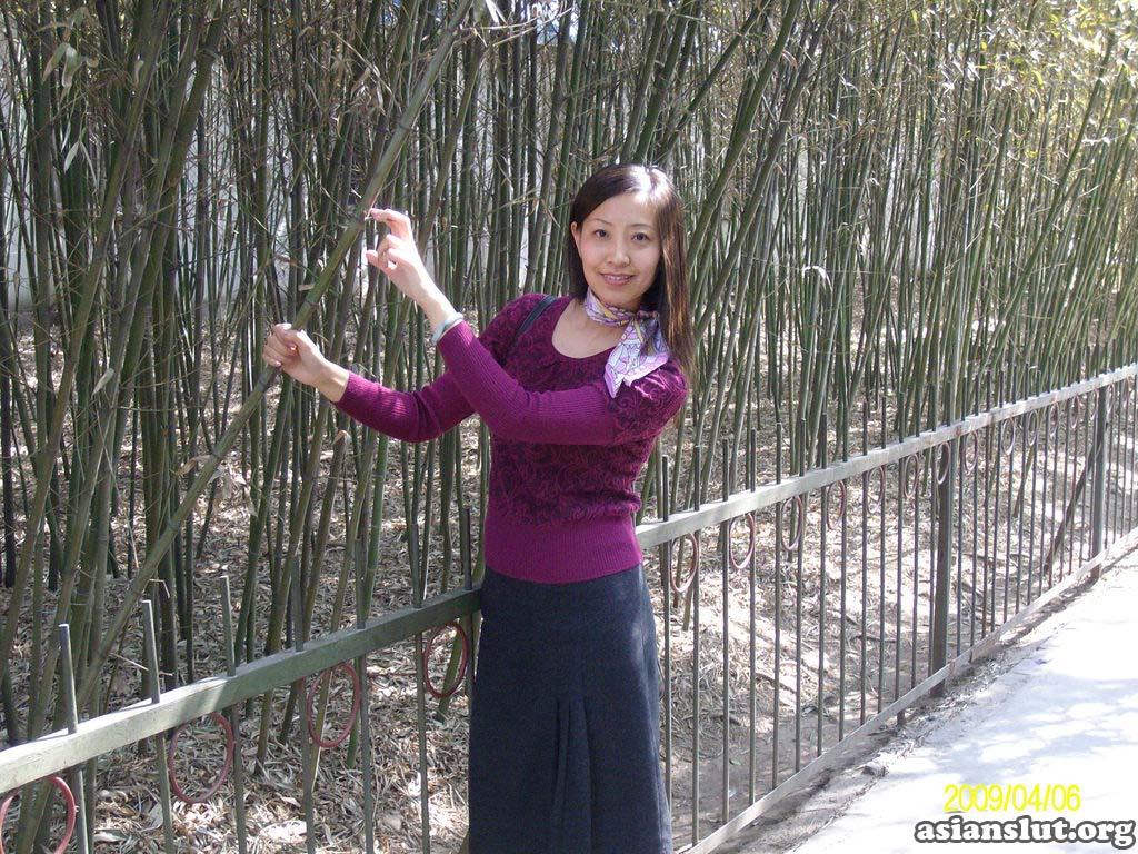 mature chinese woman 023