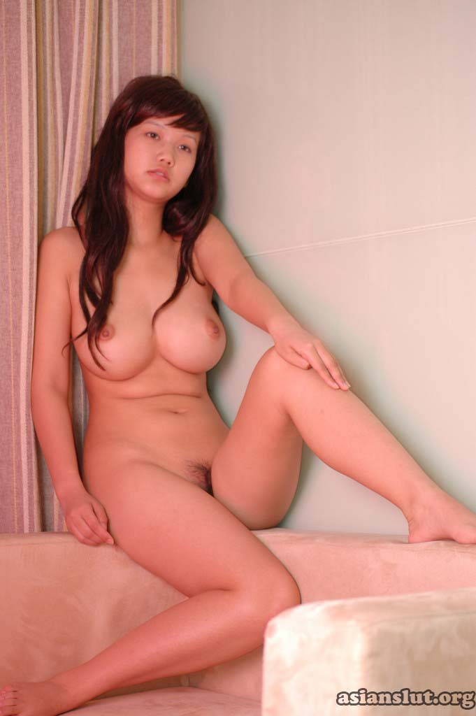 cute chinese model anna nude photos