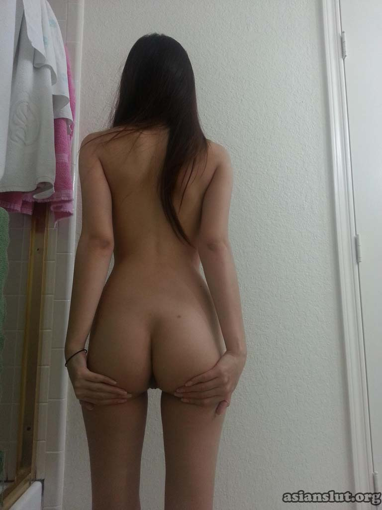 my asian ex girlfriend like to show off her fantastic body