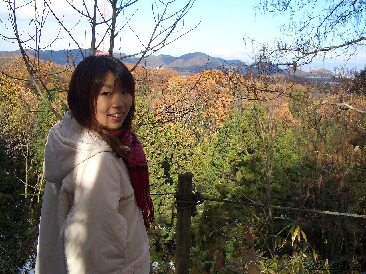 cute japanese girl with huge dark areola 013