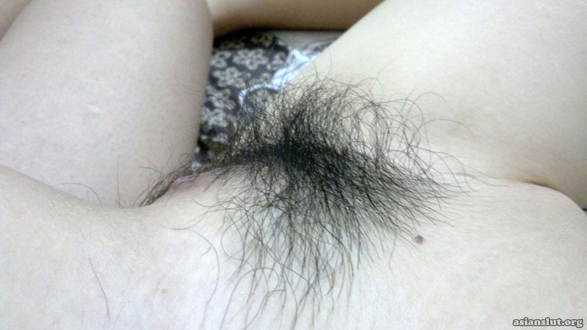 Hairy Young Chinese Prostitute Sucks and Fucks