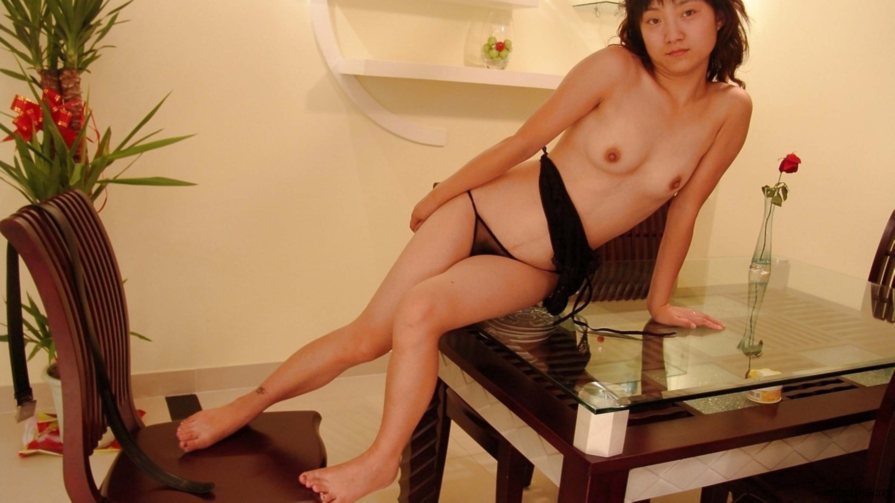 slutty chinese wifes  private dirty sex photos leaked out White Panties stripping Kissing Blowjob Asian Male Asian Female
