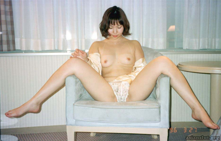 Beautiful Japanese girl get her  appetizing pink pussy Rubbed And Fucked