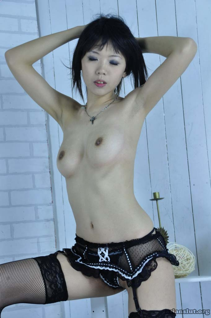 beautiful taiwanese model jojos sexy nude photos stripping Spreadeagle Panties (Other) Lingerie hairy pussy Fishnet Stockings Ethnic Bra Asian Female