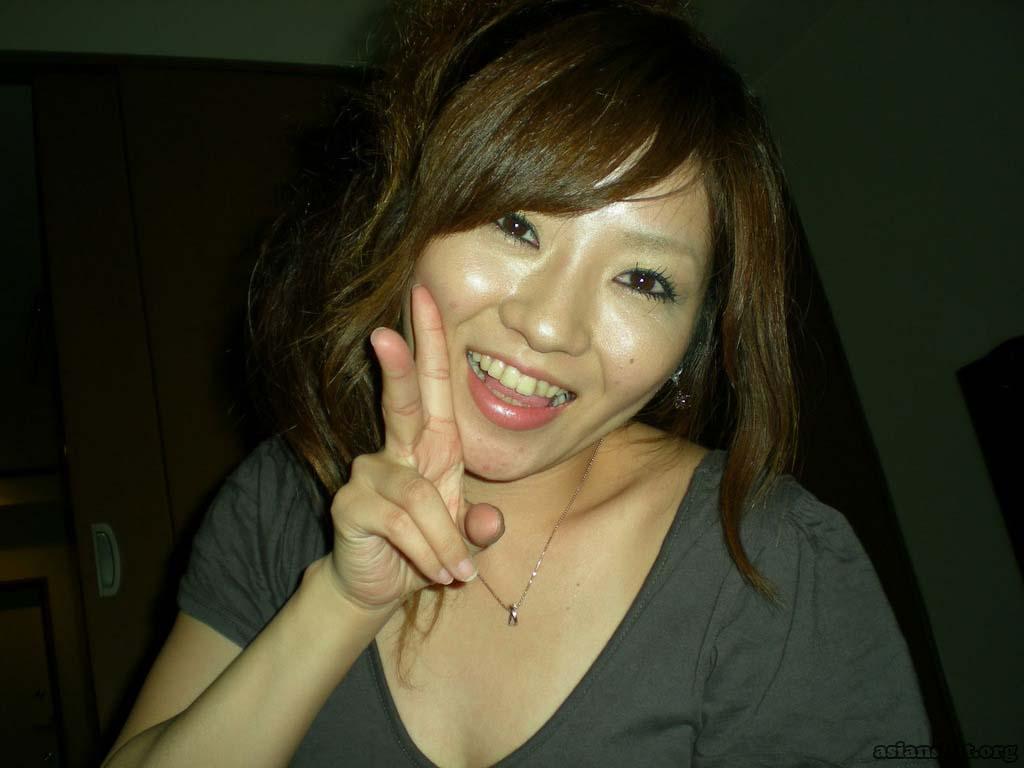 Super Cute Japanese girl show her wonderful blow job skill Missionary Handjob Deep Throat Brunette
