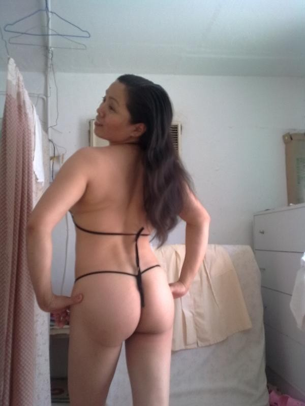 Chubby Filipina wife show her shaved wet dirty pussy   Thong Spreadeagle Public Flashing Homemade Hardcore Brunette Amateur