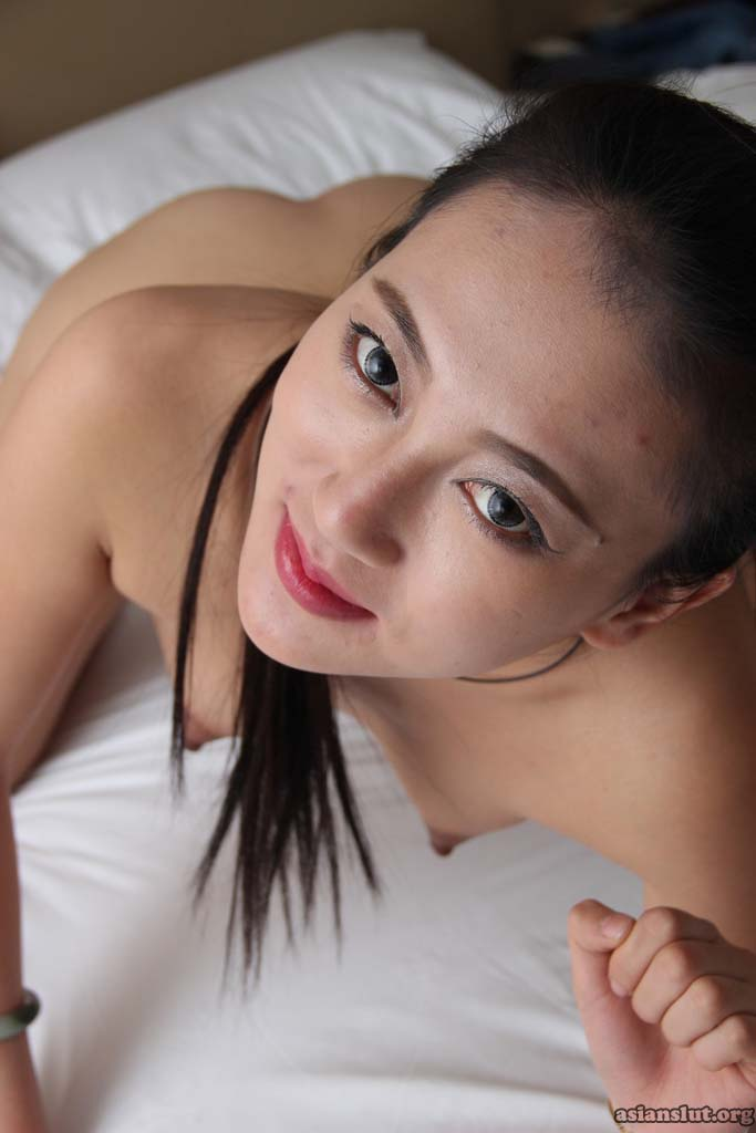 beautiful Chinese model xiaofans private nude photos