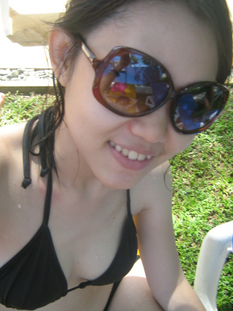 Cute Indonesian girl's nude  photos leaked 019