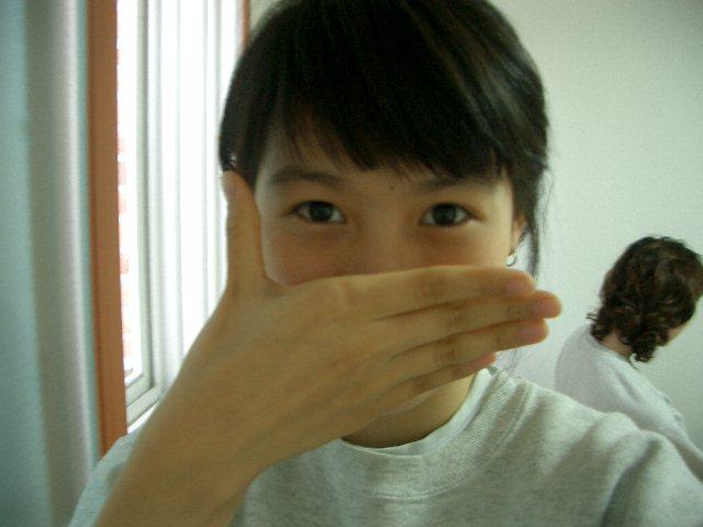 Korean prestigious university sisters 018
