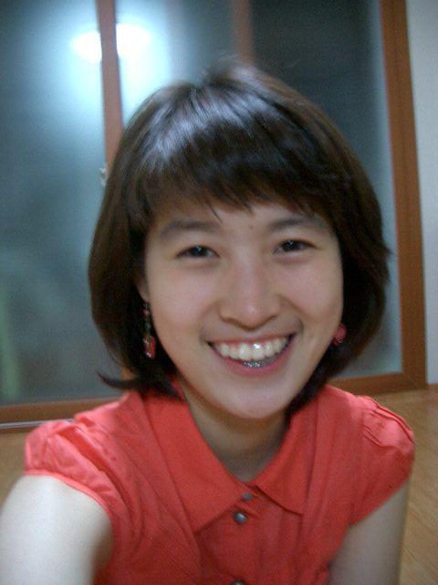 Korean prestigious university sisters 028