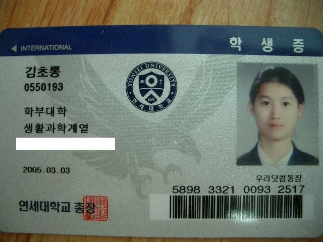 Korean prestigious university sisters 029