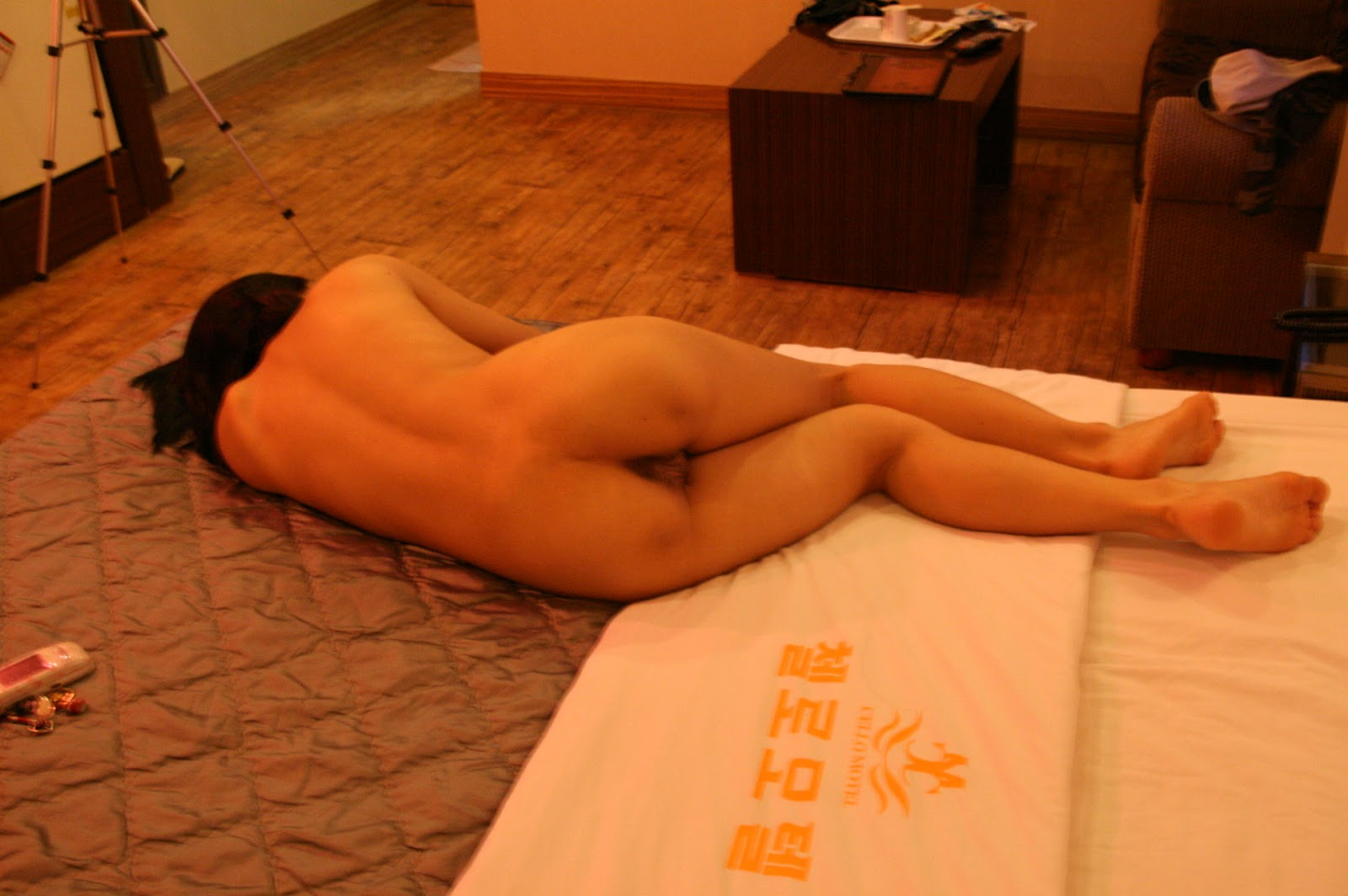 Super Cute & Lovely Korean early 30s wife's close up pussy, anus photos leaked